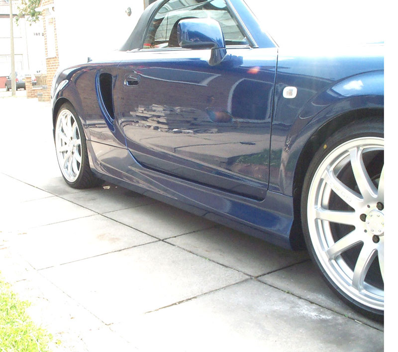 2004 Toyota Mr2 Transmission: Toyota MR2 Roadster Turbo