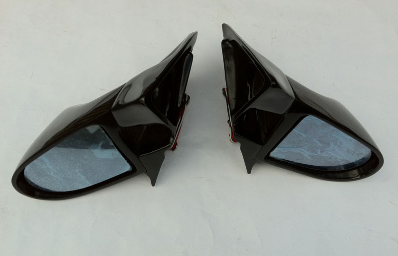 New Product Whifbitz Carbon Mirrors For The Supra Jza80