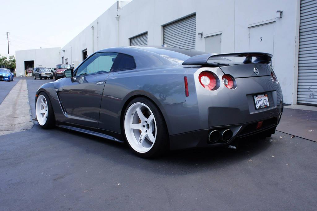 Advan Gt 20 Quot R35 Gtr Wheels Garage Whifbitz