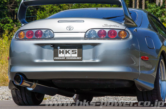 Hks Hipower Racing Muffler Supra Exhaust: Evo X Hks Hi Power Exhaust At Woreks.co