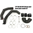 FTP Motorsport BMW S55 M3,M4 & M2 Comp Chargepipe Kit
