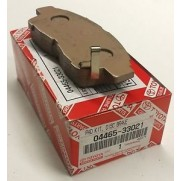 Toyota Front Brake Pads Toyota Chaser JZX100