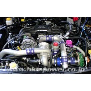 HKS GT Supercharger Kit GT86/BRZ