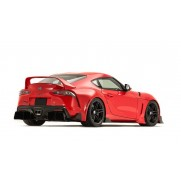 LG Heritage Edition GR Toyota Supra A90 Carbon Rear Spoiler