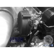 Venom Automotive 2JZ-GE Billet Dizzy Delete Cover