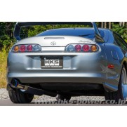 HKS Hi-Power Racing Muffler Supra Exhaust