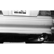 HKS Hi-Power 409 Exhaust Chaser JZX100