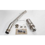 HKS Racing Ti Exhaust Supra JZA80