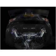 HKS Hi-Power Exhaust GT86/BRZ