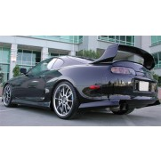 Garage Whifbitz TRD Supra Rear Wing Fibreglass
