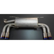Ti Exhausts GT86/BRZ Titanium Exhaust Type2