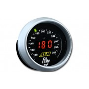 AEM Digital Oil/Water Temp Gauge