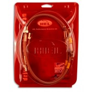 Hel Performance Braided Brake Line Kit Supra JZA80