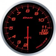Defi Advance BF EGT Gauge