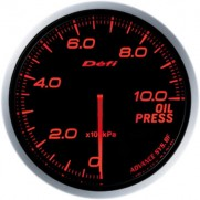 Defi Advance BF Oil Pressure Gauge