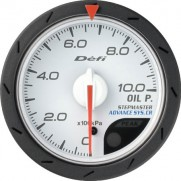 Defi Advance CR Oil Pressure Gauge