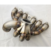 "Garage Whifbitz 2JZ-GTE V Band ""Billet"" Manifold"""