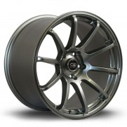 "Rota Force Drift 18"" Alloy Wheel Supra Fitment"