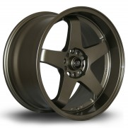 "Rota GTR-D 18"" Alloy Wheel Supra Fitment"