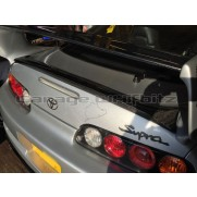 Garage Whifbitz Carbon Supra Rear Boot Lip Spoiler