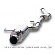 HKS Silent Hi-Power Exhaust Celica GT4 ST185