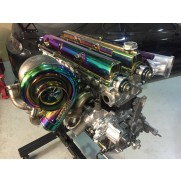 Garage Whifbitz Supra 2JZ-GTE Turbo Kit - Precision Turbos