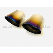 Garage Whifbitz Supra A90 Titanium Exhaust Tips