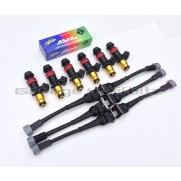 Asnu Performance Injectors Nissan 350Z/370Z