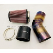 "Garage Whifbitz 4"" Titanium Supra Air Filter Kit"