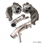 Linney Tuning R35 GTR Inlet Suction Pipes