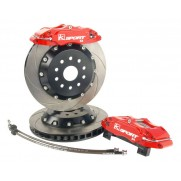 K-Sport Rear Brake Kit Subaru Impreza
