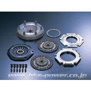 HKS LA Twin Plate Clutch Soarer R154 5 Speed