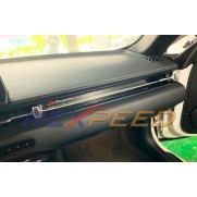 Rexpeed GR Supra A90 Carbon Passenger Side Interior Trim