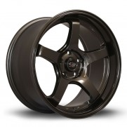 "Rota RT5 18"" Alloy Wheel Supra Fitment"