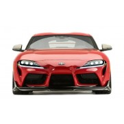 LG Heritage Edition GR Toyota Supra A90 Carbon Front Splitter