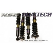 HSD Dualtech Coilover Kit Lexus IS200