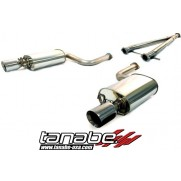 Tanabe Medalion Touring Exhaust GS300/Aristo