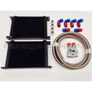 Garage Whifbitz Supra Twin Oil Cooler Kit