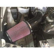 "Garage Whifbitz 4"" Carbon Supra Air Filter Kit"
