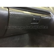 Garage Whifbitz Carbon Supra Lower Glove Box Lid