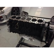 Garage Whifbitz 2JZ-GTE Forged Built Engine Block