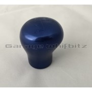 Garage Whifbitz 6 Speed Billet Aluminium Supra Blue Gear Knob