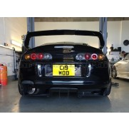 Garage Whifbitz Supra Carbon Rear Diffuser