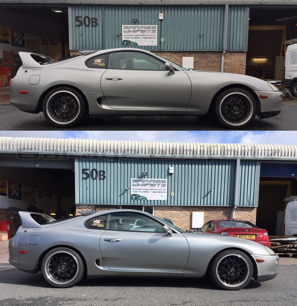 Eibach Pro Kit Lowering Springs For The Toyota Supra