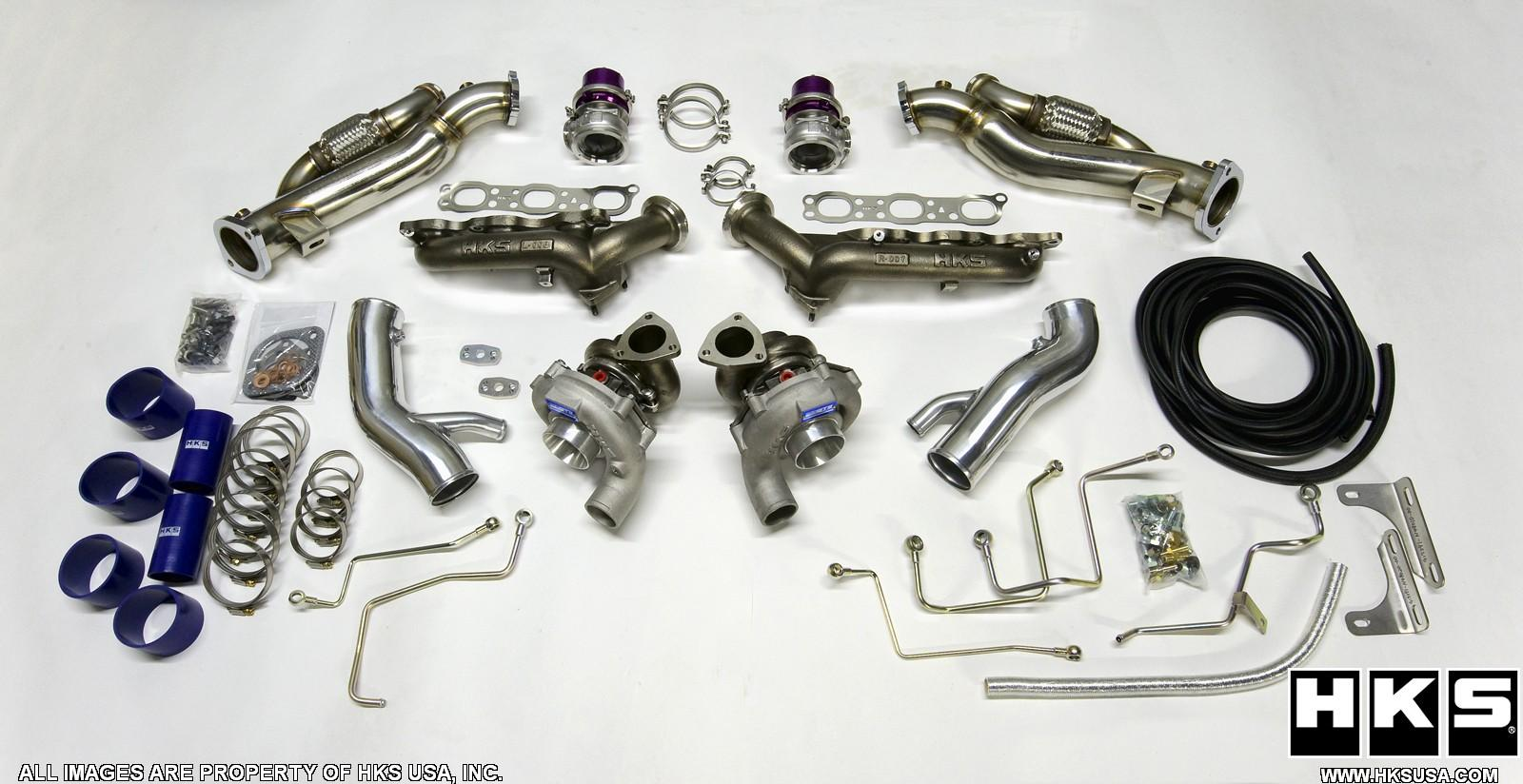 Hks Nissan Gtr Gt800 Turbo Kit Garage Whifbitz