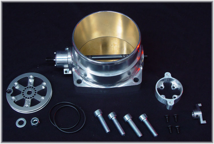 Hypertune 77mm Throttle Body Garage Whifbitz