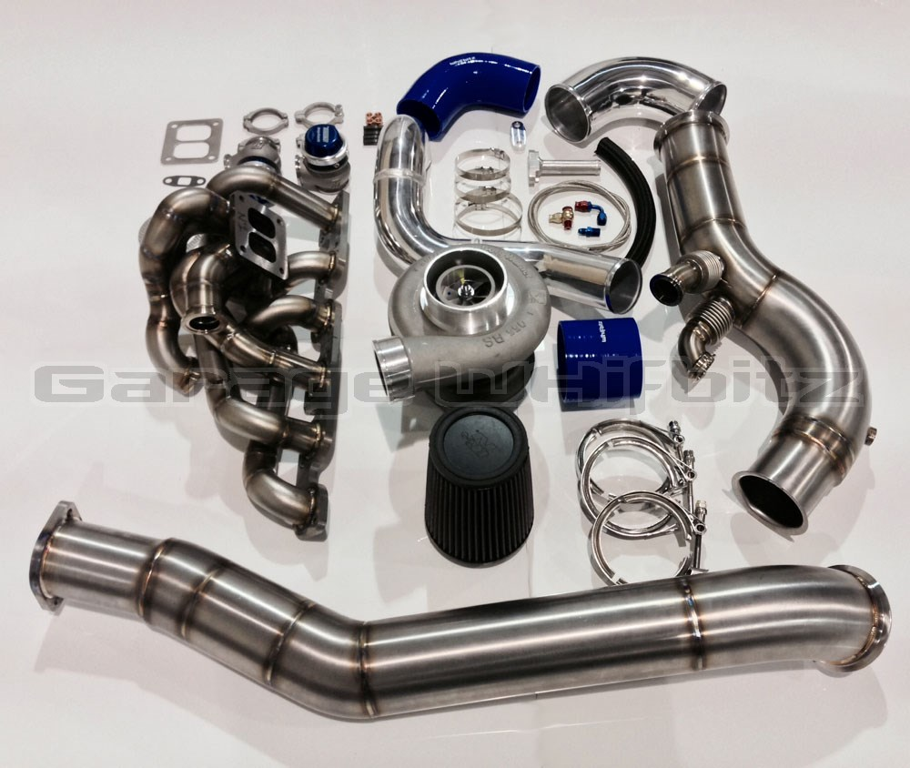 Garage Whifbitz 500-800BHP Skyline RB25/26 Turbo Kit